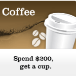 PerkStreet Financial Coffee Cup Rewards