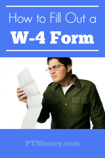It's been a while since I had to complete a W-4 Form for an employer, but I will try to explain how the W-4 Form works and how to determine those crazy allowances.