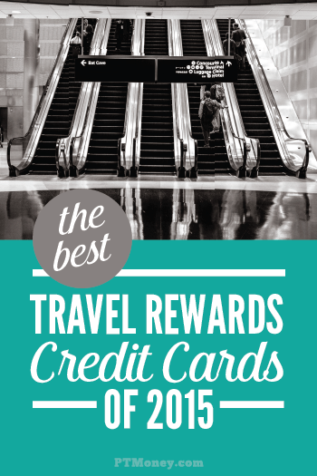 Do you love to travel, but the costs are just too high? Consider a great credit card rewards program where the points send you on your next vacation for free! PT picks the 7 best travel rewards credit cards in 2015 and tells you exactly how to get one.