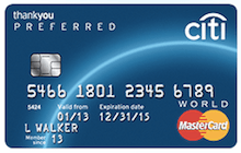 Citi ThankYou Preferred Card