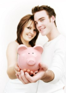 Money Saving Couple