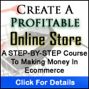 Make Money with an Online Store