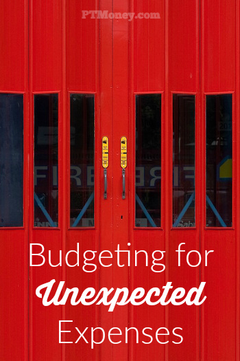 Budgeting for Unexpected Expenses