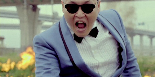 Gangnam Style Psy Halloween Costume Idea