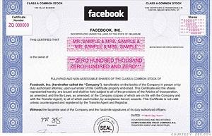 Buy Facebook Stock