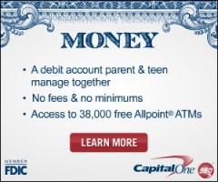 Capital One 360 Money