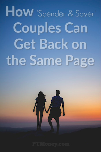 So what do you do when you and your spouse can't seem to get this money thing figured out? It's time to act before this thing breaks up your marriage.