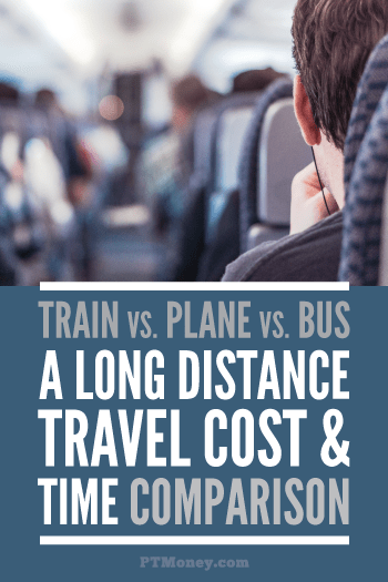 Have you ever considered taking a train or bus instead of a plane for your next trip or vacation? Read this breakdown of the costs and time commitment for all three travel options. Find out which one could work best for you.