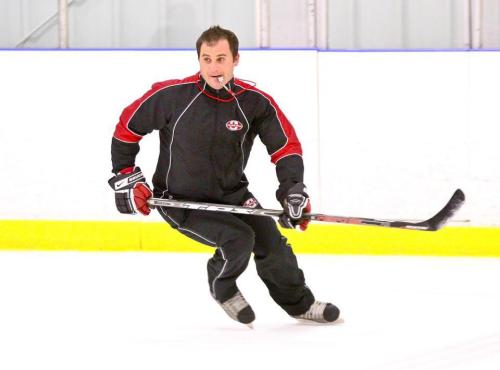 Jim Vitale of Vital Hockey Skills
