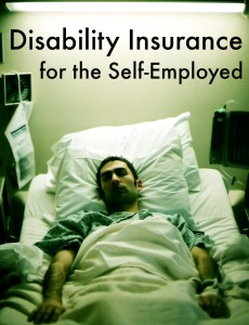 Disability Insurance for the Self Employed