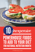10 Inexpensive Powerhouse Foods to Add to Your Diet