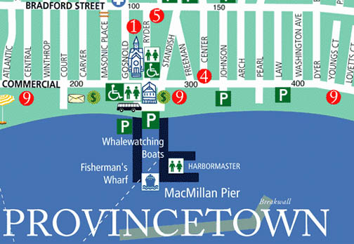 Transportation How to Get to Ptown - Provincetown Chamber of