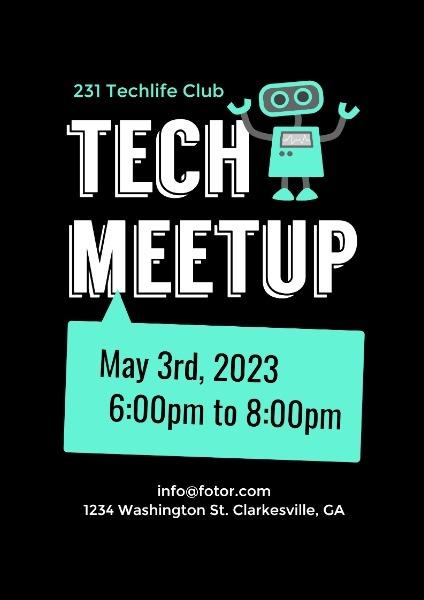 Poster Maker \u2013 Design Poster Online for Free Fotor