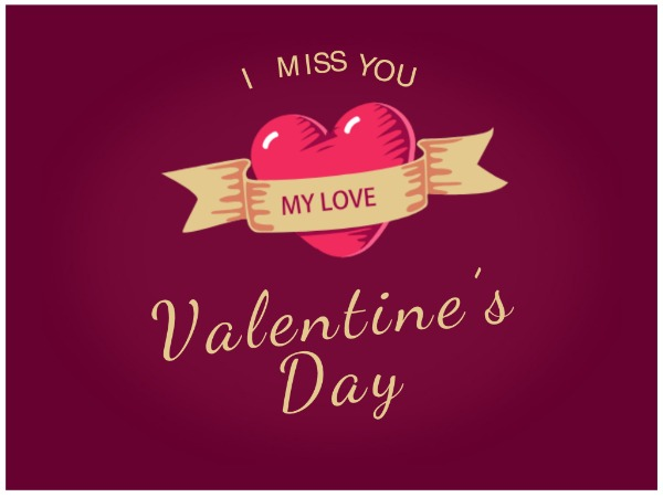 Red purple valentine\u0027s day Card Maker \u2013 Create Custom Photo Cards