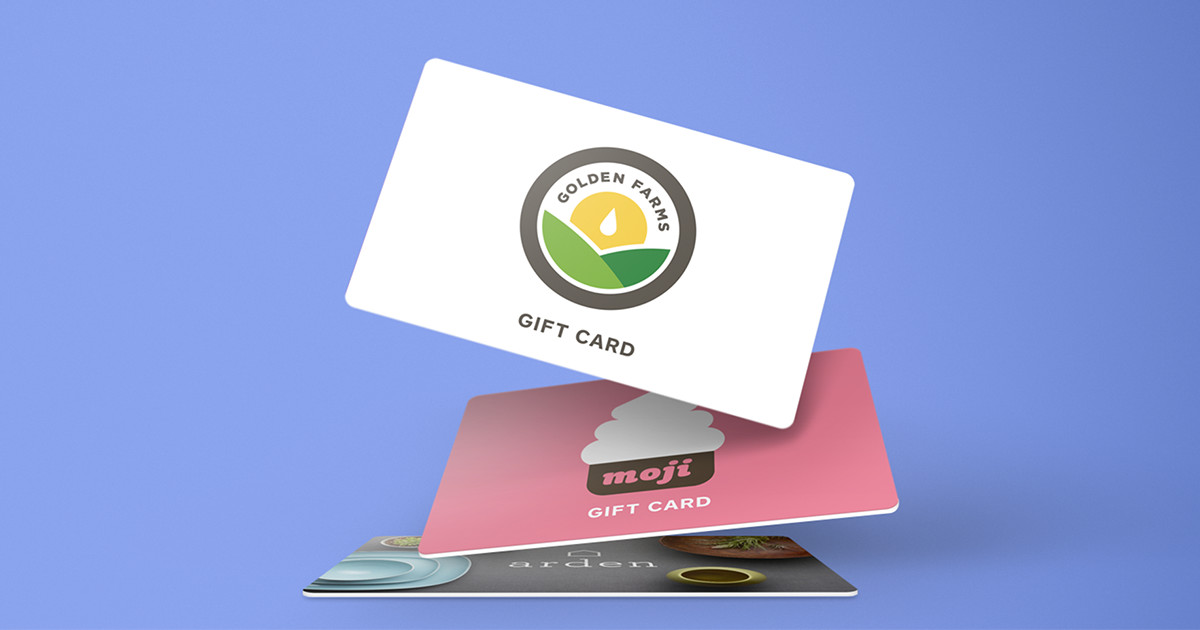Custom Gift Cards - Business Gift Cards Square