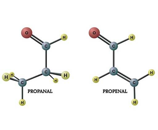 Scientists Discover Two New Interstellar Molecules - National Radio - molecule vs atom