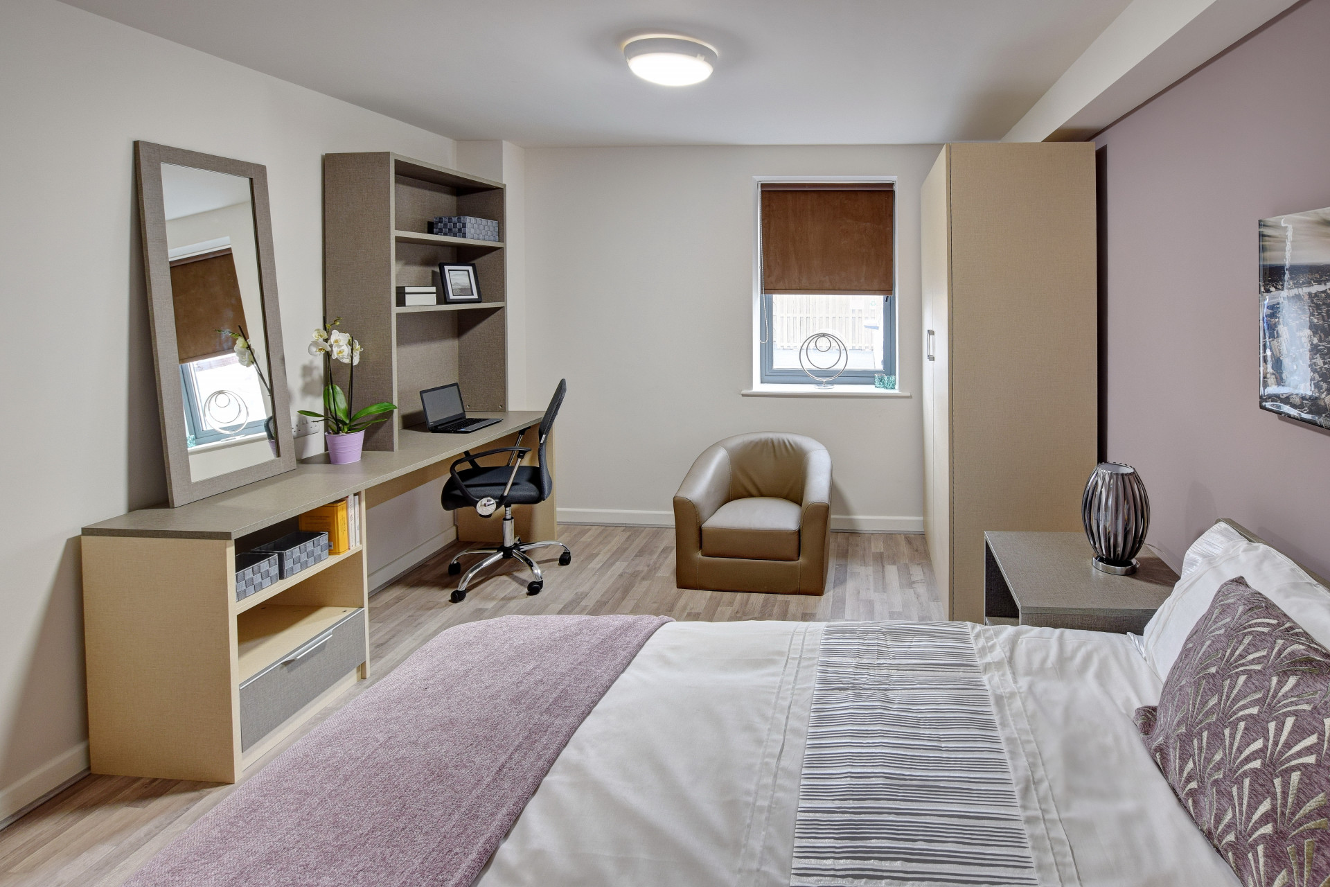 One Bed Flat Leeds 1 Bed Student Flat In Leeds Apartment Premium Deluxe Holborn