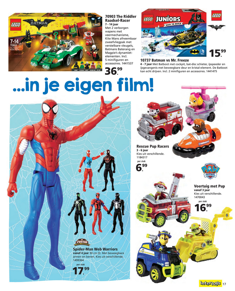 Zwembad Accessoires Intertoys Reclamefolder Nl Intertoys Week26 17 Pagina 16 17
