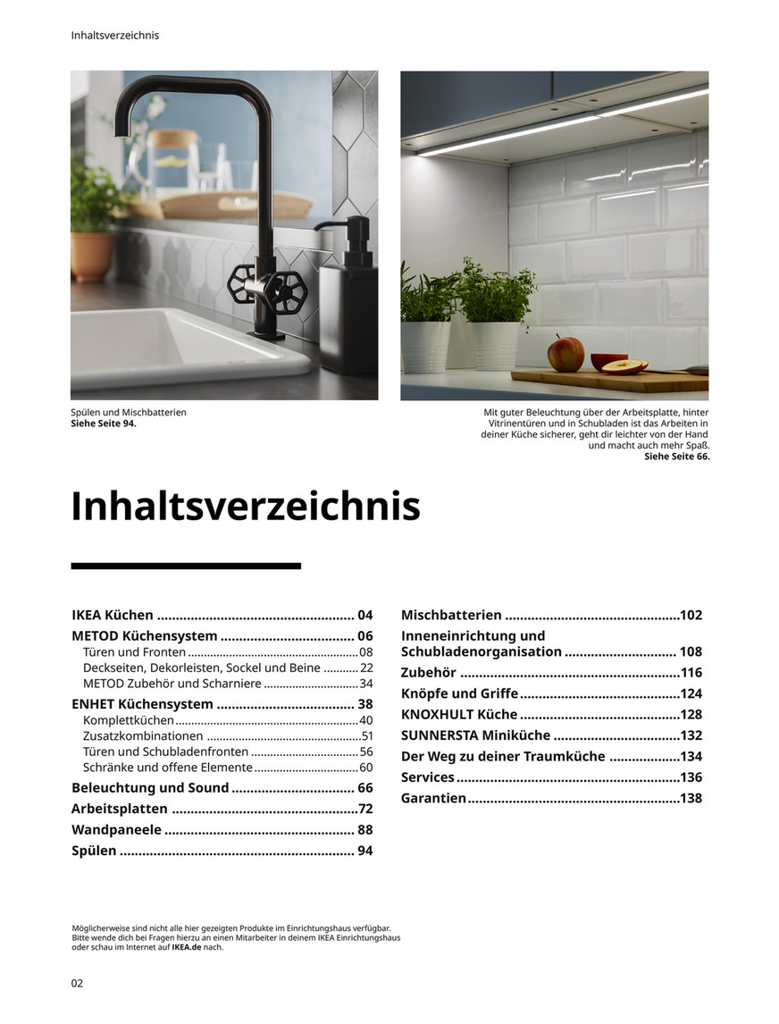 Https Publications De De Ikea Com Ikea Kitchen Buying Guide Page 1