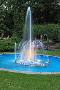 Water Fountain Free Stock Photo - Public Domain Pictures