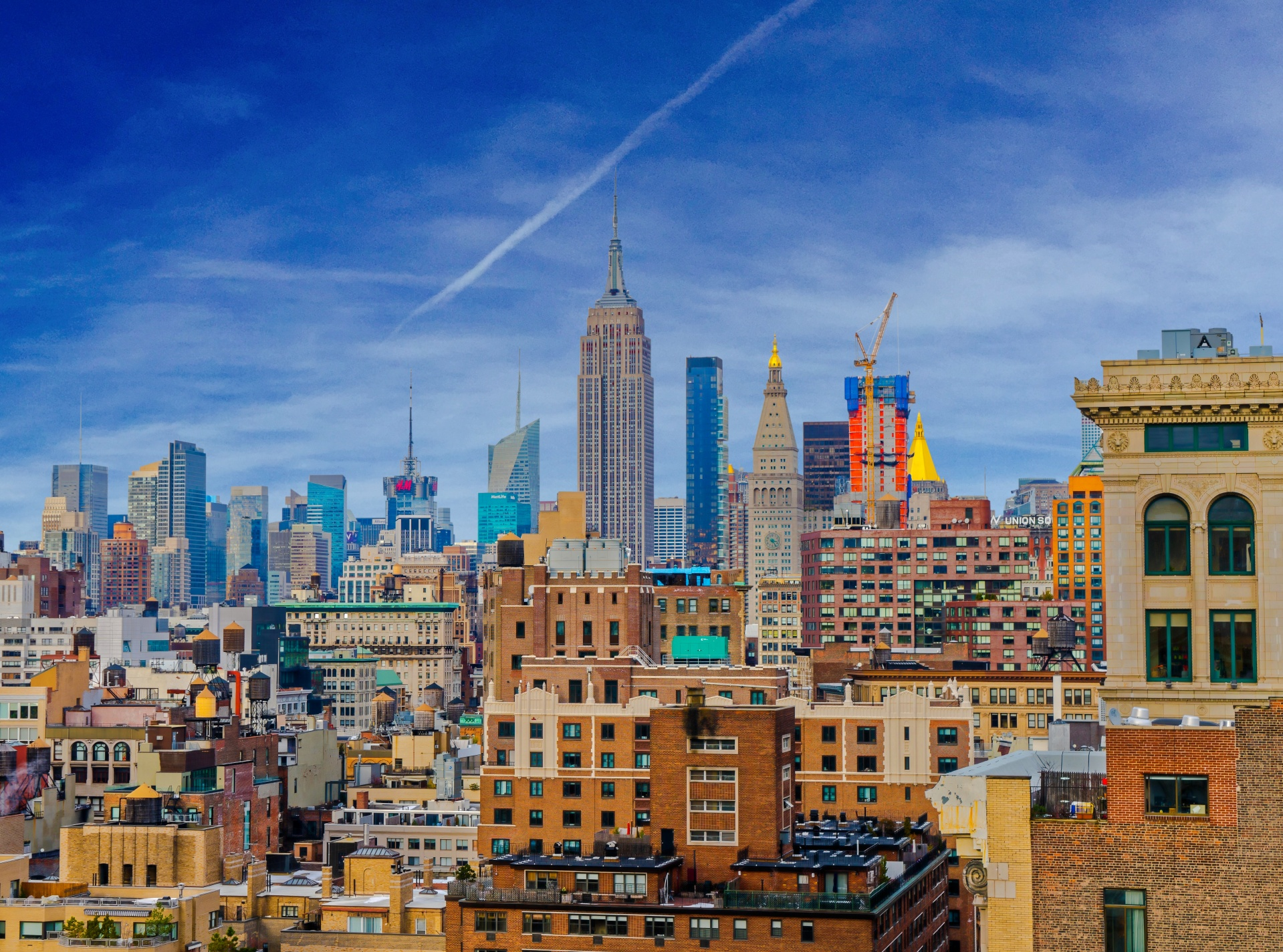 Bild New York Skyline New York Skyline Free Stock Photo Public Domain Pictures