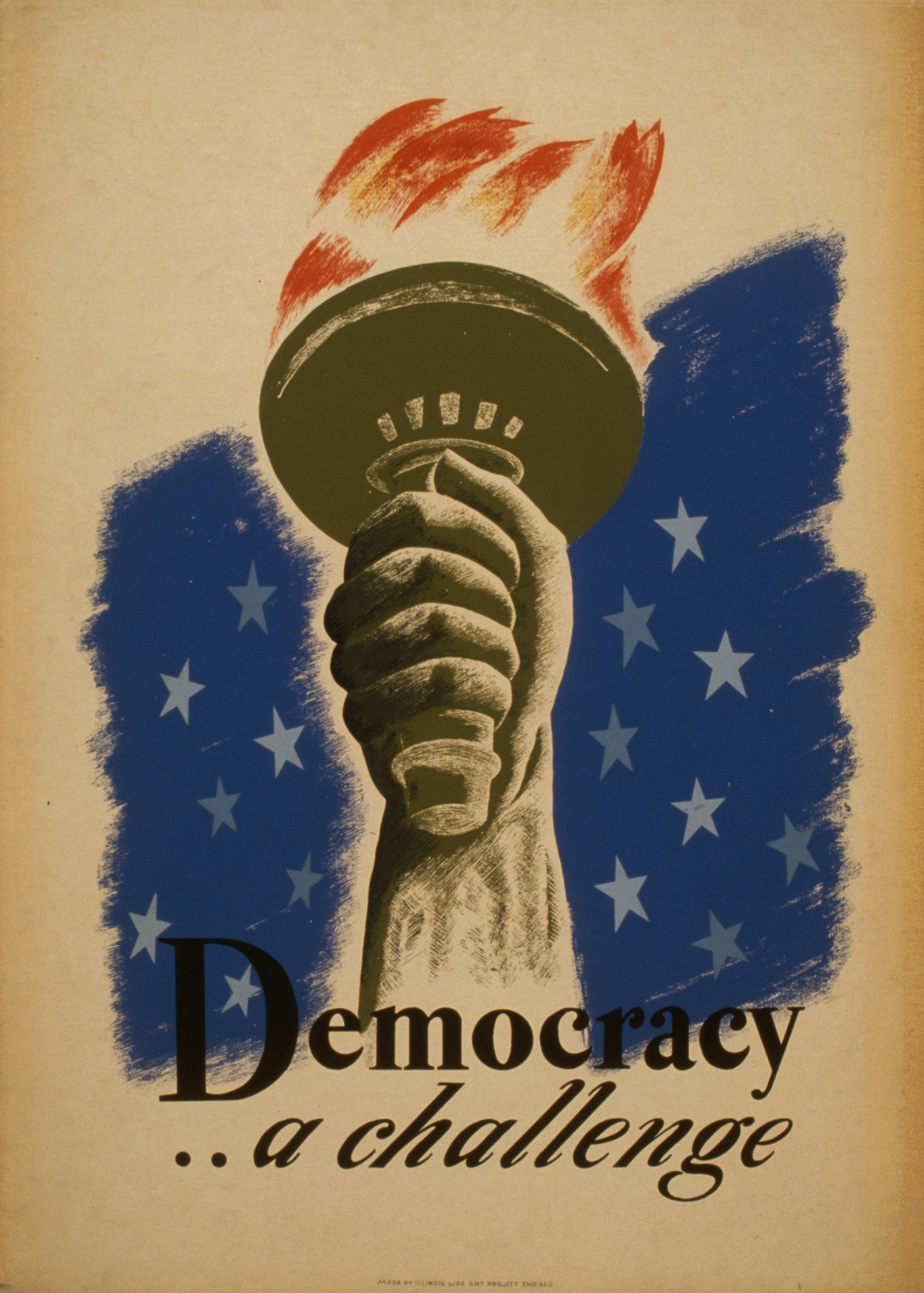 Photo Poster Vintage Democracy Poster Free Stock Photo Public Domain