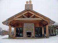 Stunning Outdoor Fireplace Construction Details 19 Photos ...