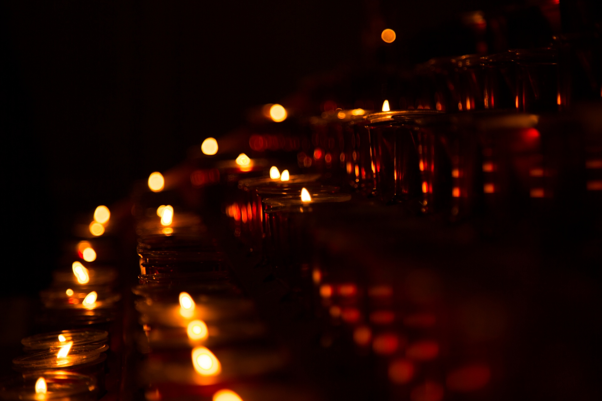 Church Candles Church Candles Free Stock Photo Public Domain Pictures