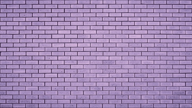 Hue Light Purple Brick Wall Background Free Stock Photo - Public
