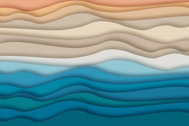 Wave Design Background, Waves, Wave, Texture, Free Stock Photo
