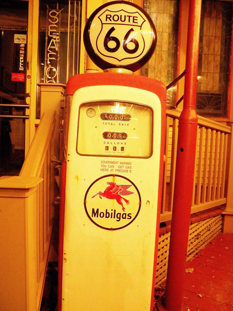 My Junior Service Old Gas Pump Free Stock Photo Public Domain Pictures