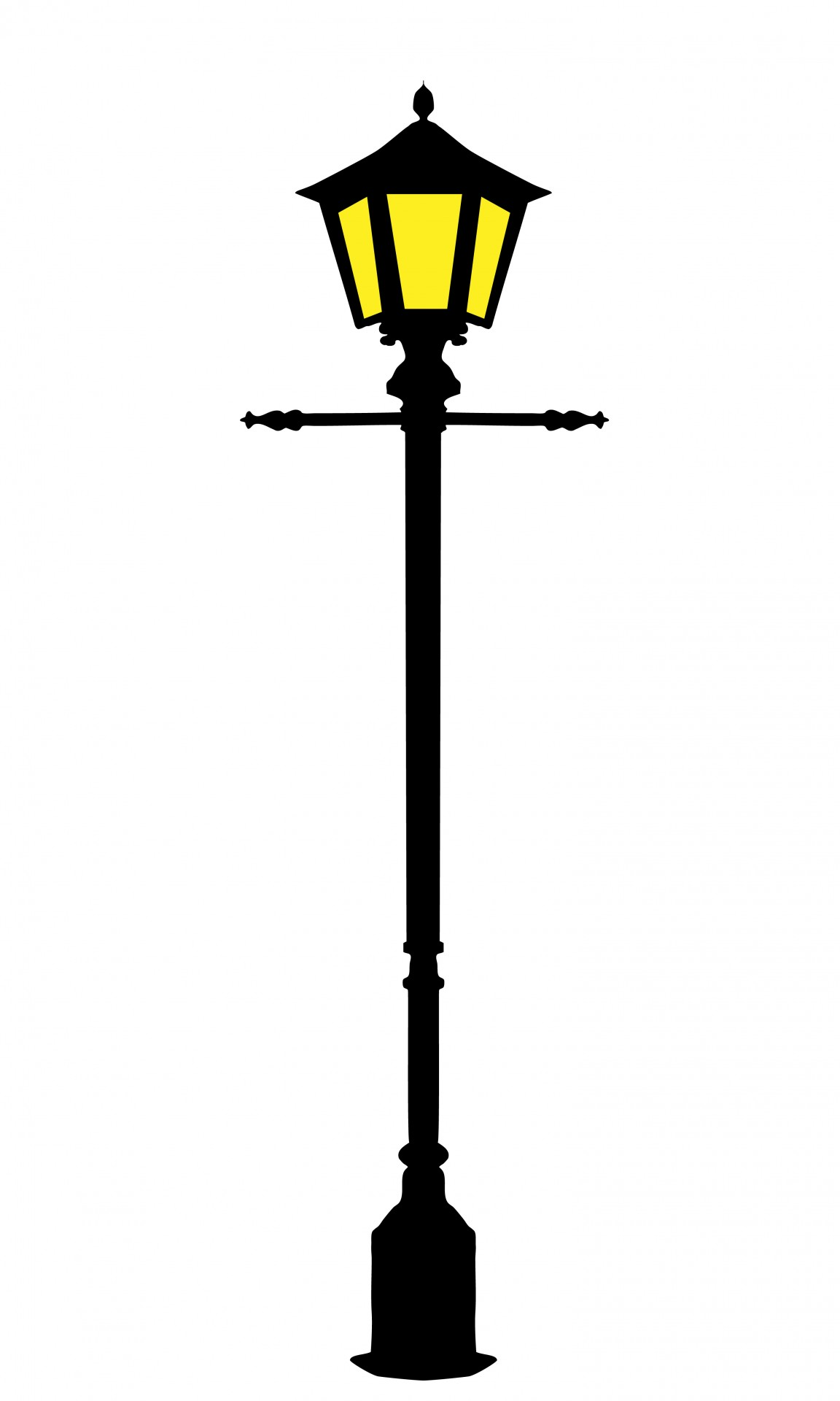 Straßenlaterne Icon Vintage Street Lighting Clipart Free Stock Photo Public