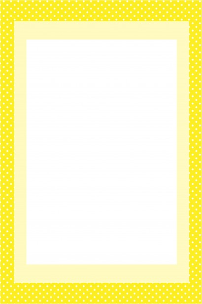 Invitation Card Edit Online Yellow Invitation Card Frame Free Stock Photo - Public