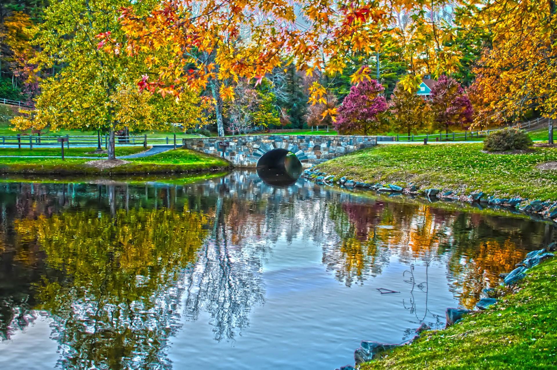 Fall Season Desktop Wallpaper Autumn Lake Reflections Free Stock Photo Public Domain
