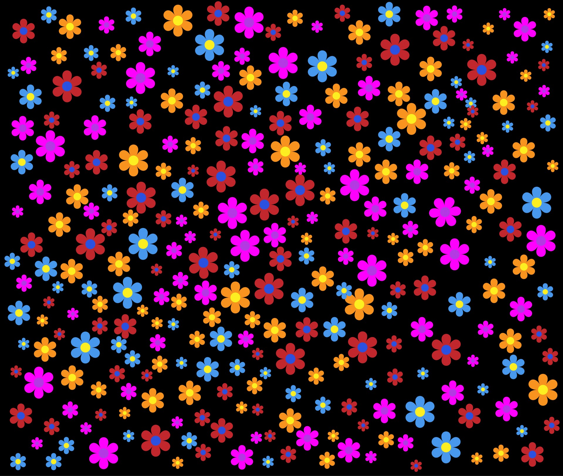 Black And Yellow Wallpaper Floral Background Wallpaper Free Stock Photo Public
