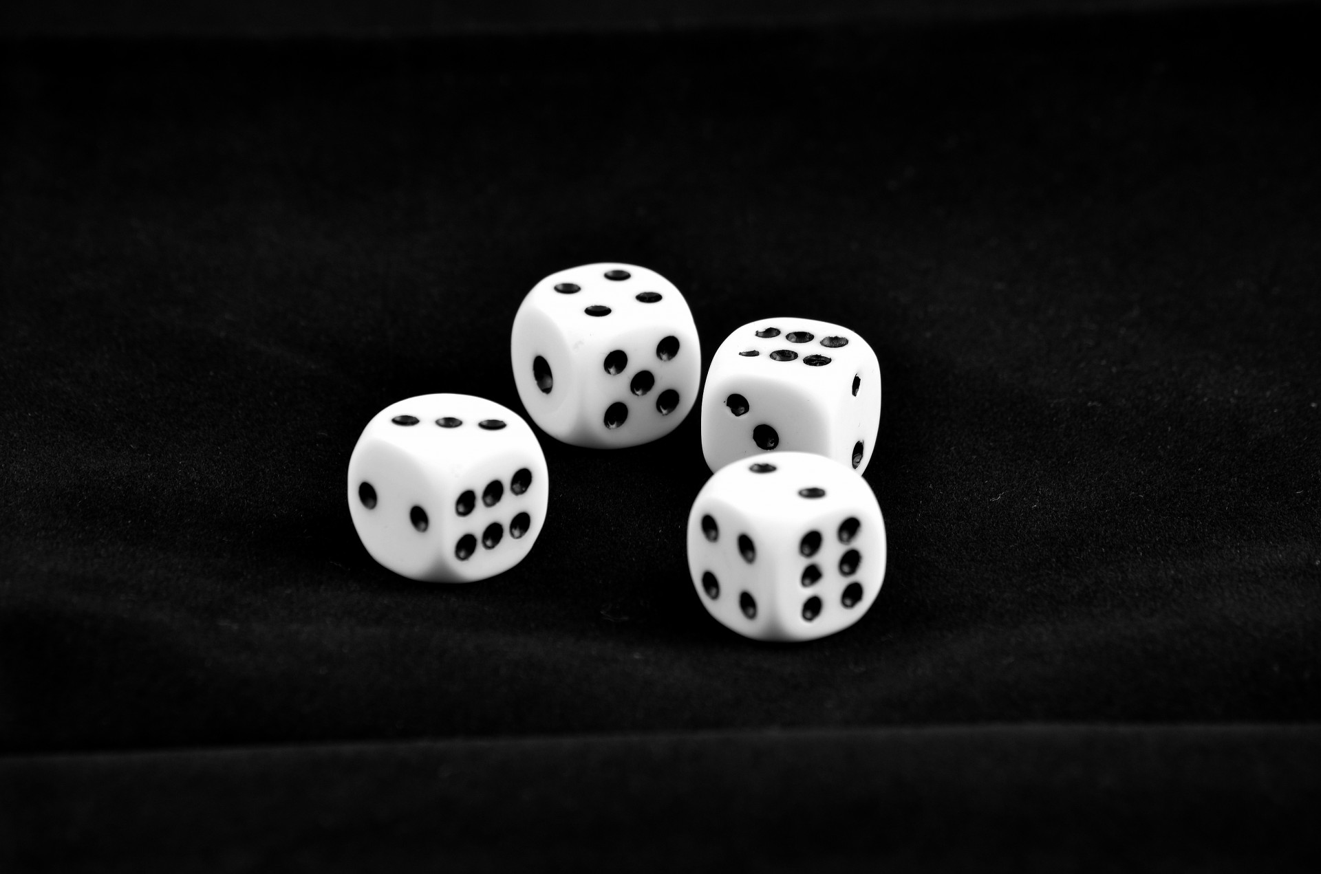 Night View Hd Wallpaper White Dice Free Stock Photo Public Domain Pictures