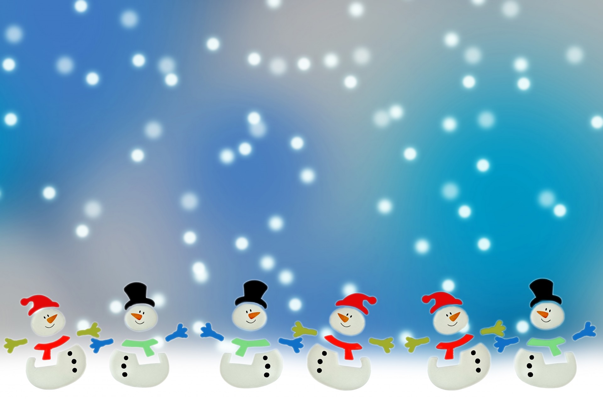 Download Cute Images For Wallpaper Snowman Free Stock Photo Public Domain Pictures