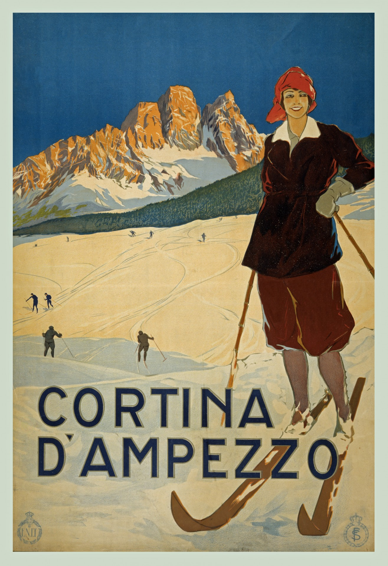 Poster Photos Vintage Travel Poster Free Stock Photo Public Domain