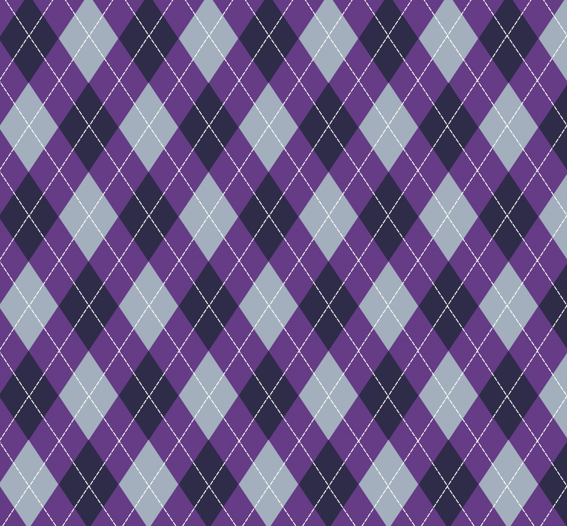 Black Plaid Wallpaper Argyle Pattern Purple Grey Free Stock Photo Public