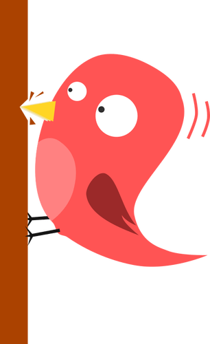 Privacy Policy Generator Nederlands Red Woodpecker | Public Domain Vectors