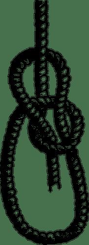 knot illustration bowline clip art at clkercom vector clip art