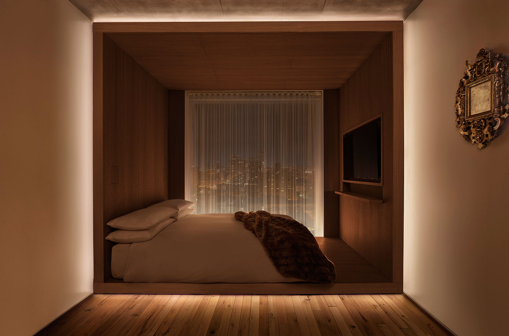 Hotel Design Ny Public Hotel New York City An Ian Schrager Hotel