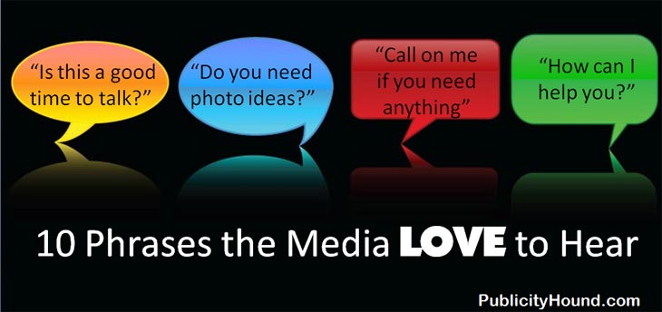 Media Interview Tips  Training 10 Magic Phrases They Love