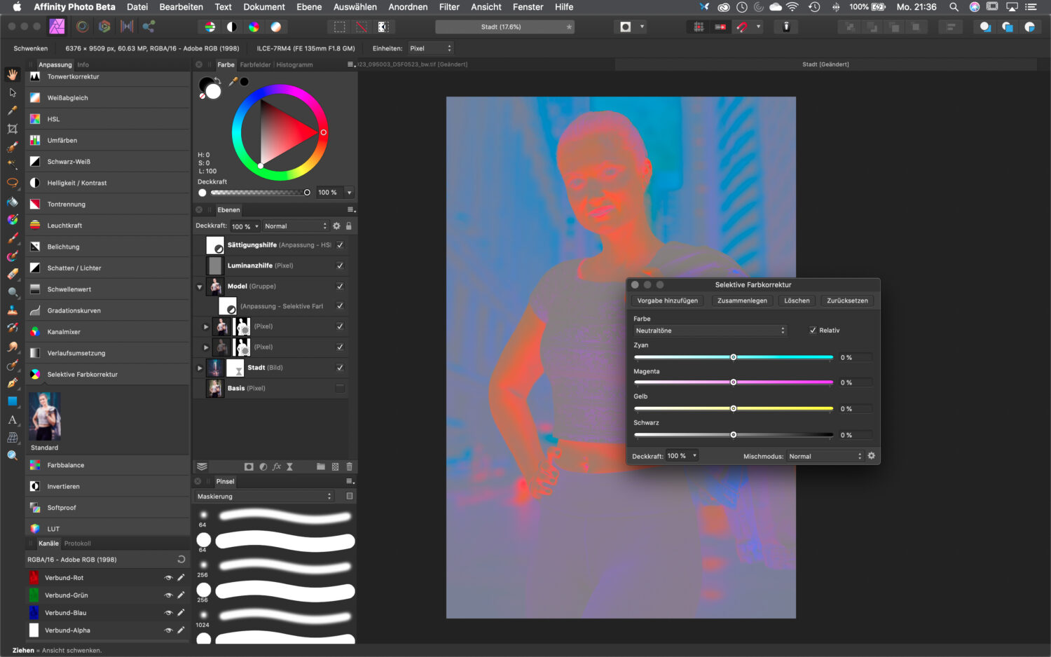 Affinity Photo Farben Intuitiv Angleichen Publishingblog Ch