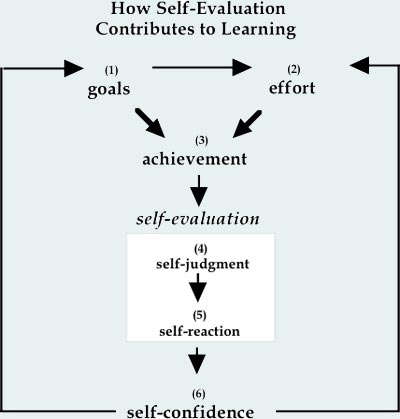 Student Self Grading Perception vs Reality - student self assessment