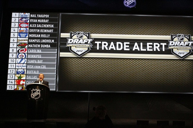 NHL Draft Value Chart - Too Many Men on the Site - A National Hockey