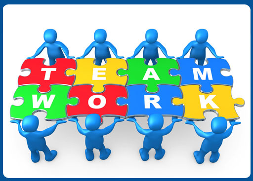 Social Media Marketing In A Small Business A Case Study Teamwork Makes The Dream Work Pucks And Puzzle Pieces