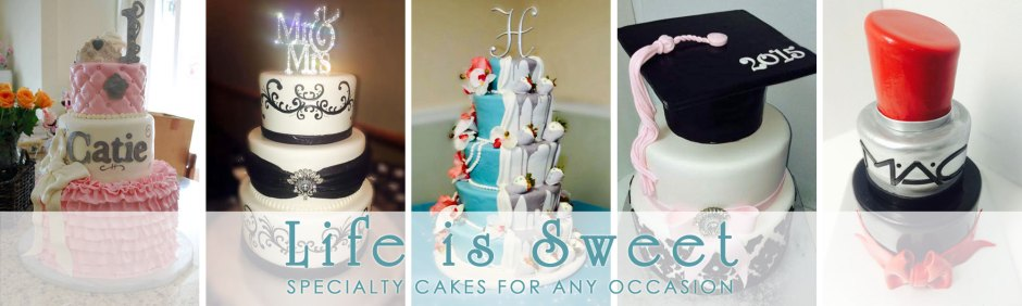 Specialty cakes for any occasion