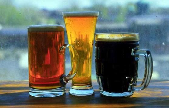 Resultado de imagen para la cerveza hace feliz