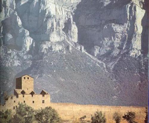 Ainsa, Huesca, Aragón